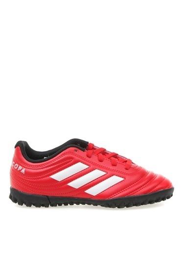 adidas Halı Saha Ayakkabısı Kırmızı